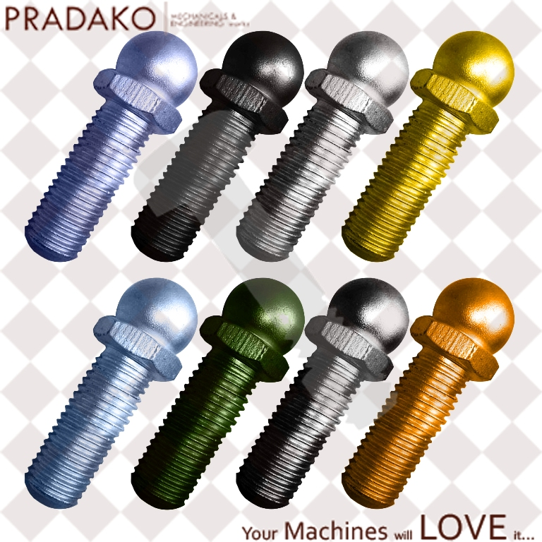 High Strength Screws Pradako Mechanicals
